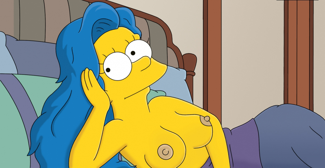 Marge Simpson Nago. Zdjęcie - 18