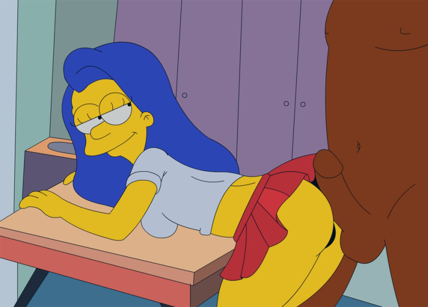 Marge Simpson Nago. Zdjęcie - 22