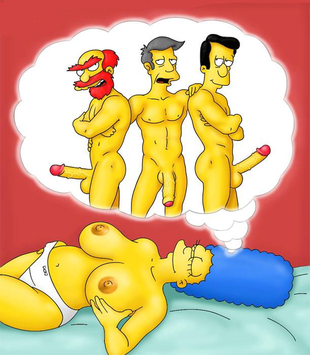 Marge Simpson Nago. Zdjęcie - 25