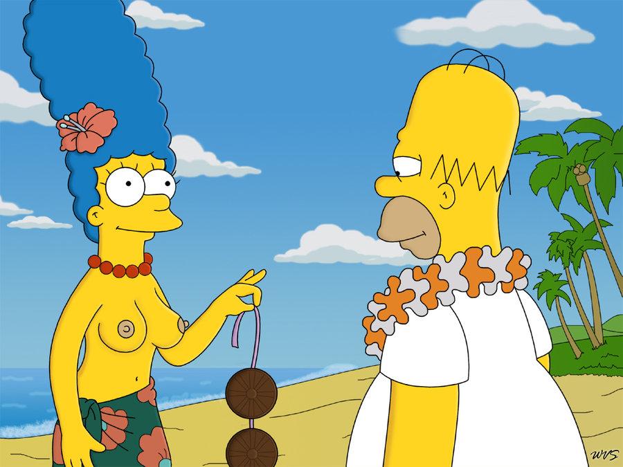 Die marsch nackt aus simpsons #130: Die