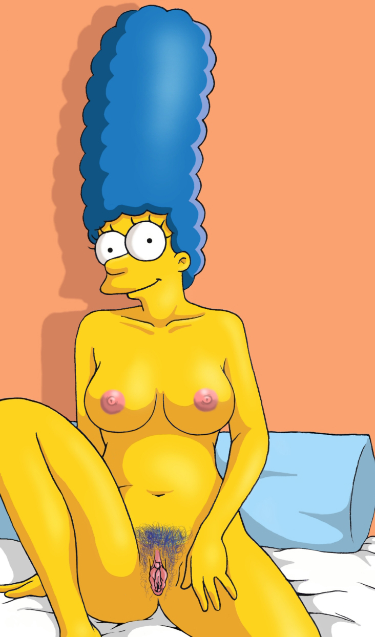 Marge Simpson Nago. Zdjęcie - 35