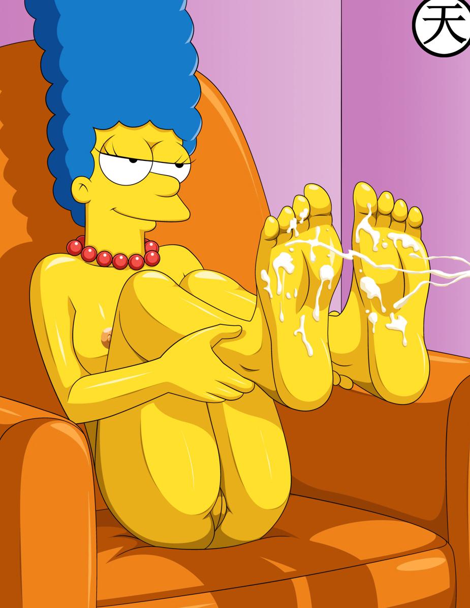 Marge Simpson Nago. Zdjęcie - 37