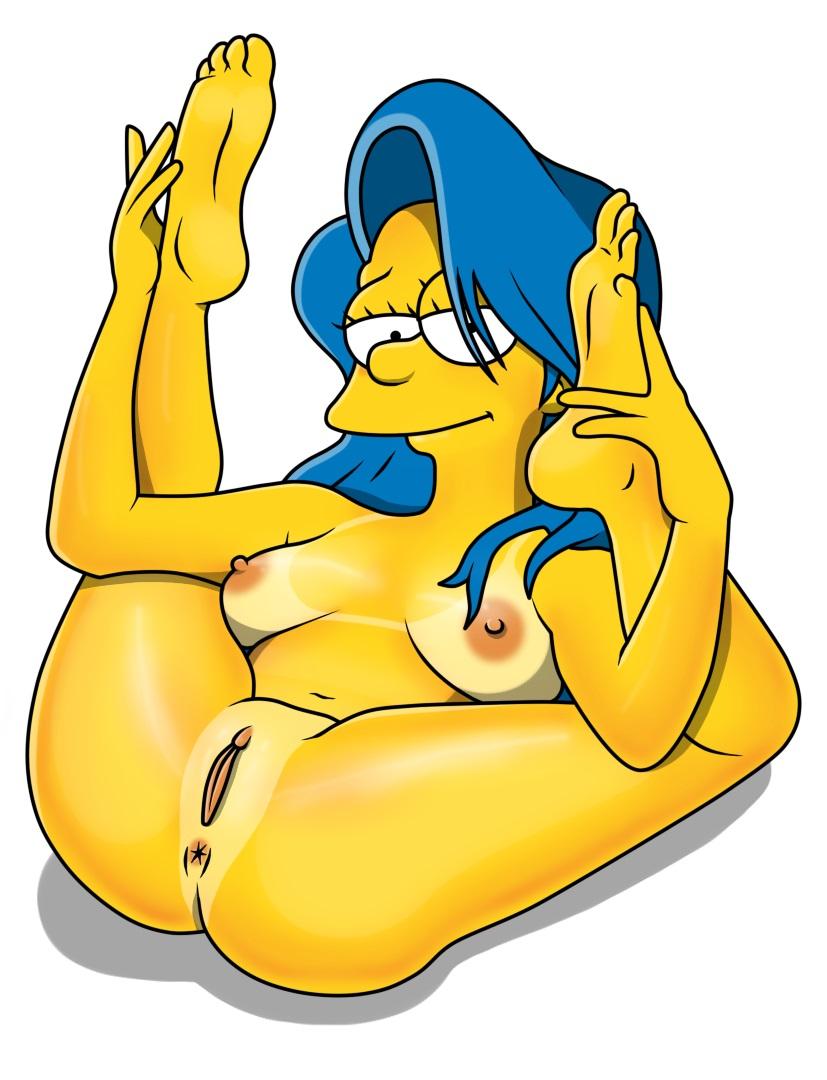 Marge Simpson Nago. Zdjęcie - 39