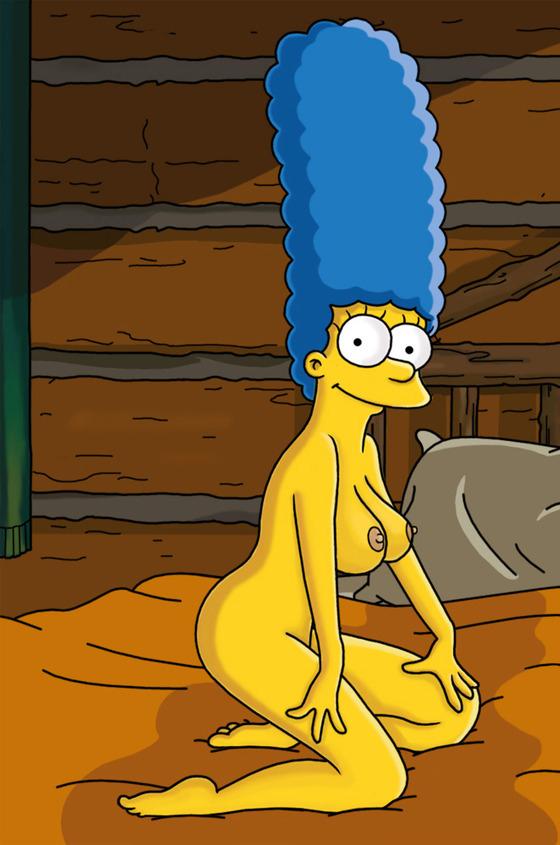 Marge Simpson Nago. Zdjęcie - 41