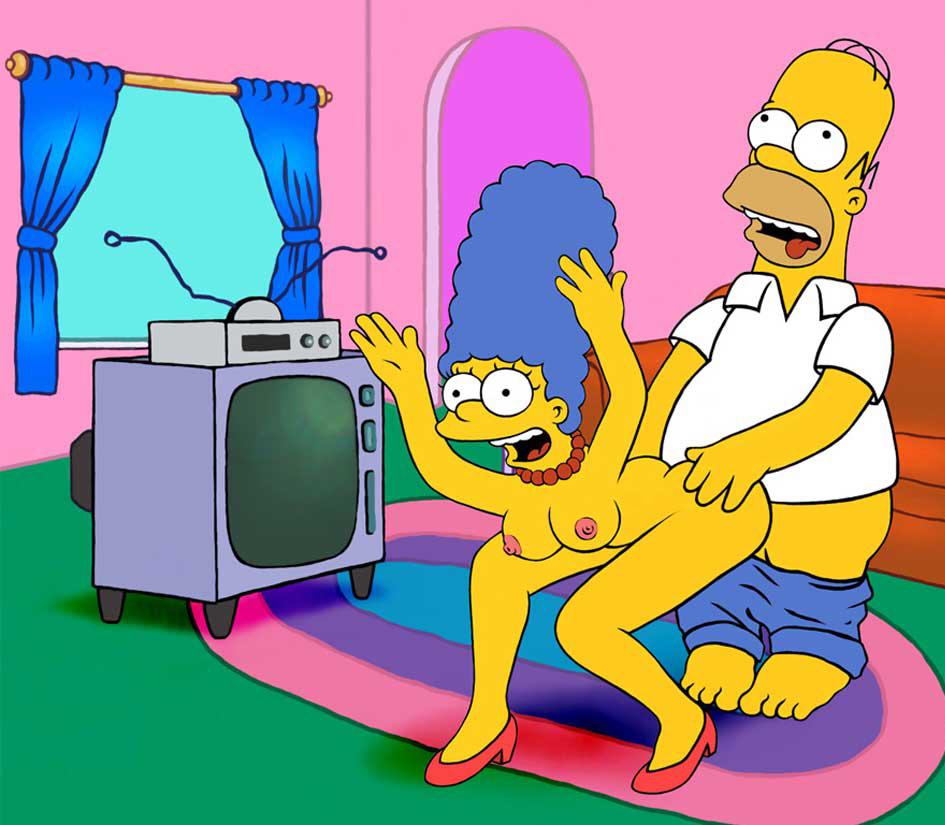 Marge Simpson Nago. Zdjęcie - 42