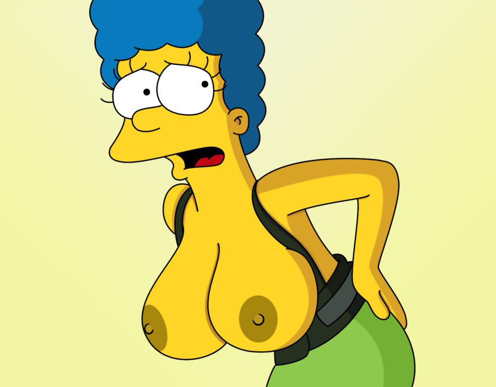 Marge Simpson Nago. Zdjęcie - 44