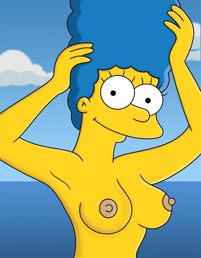 Marge Simpson Nago. Zdjęcie - 47