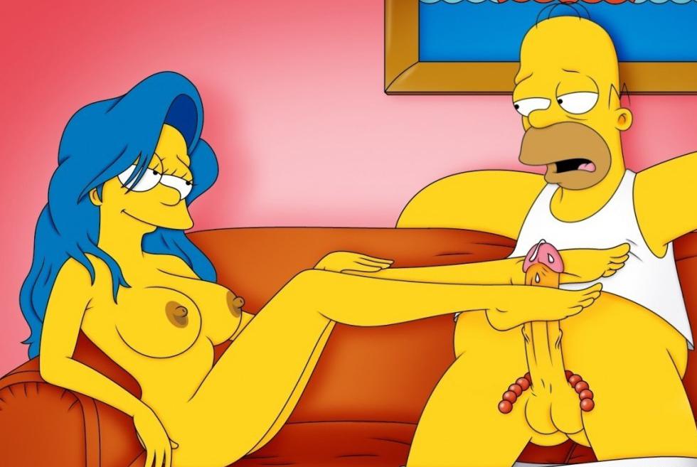 Marge simpson nude free