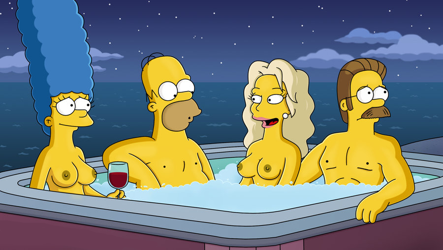Marge Simpson Nago. Zdjęcie - 63