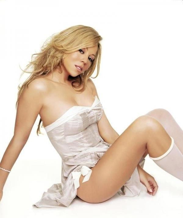 Mariah Carey Nago. Zdjęcie - 11