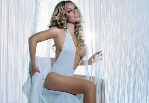 Mariah Carey Nago. Zdjęcie - 12