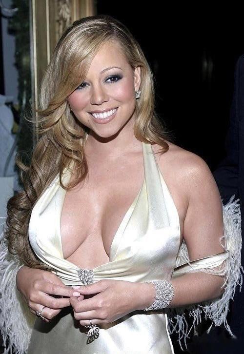 Mariah Carey Nago. Zdjęcie - 14