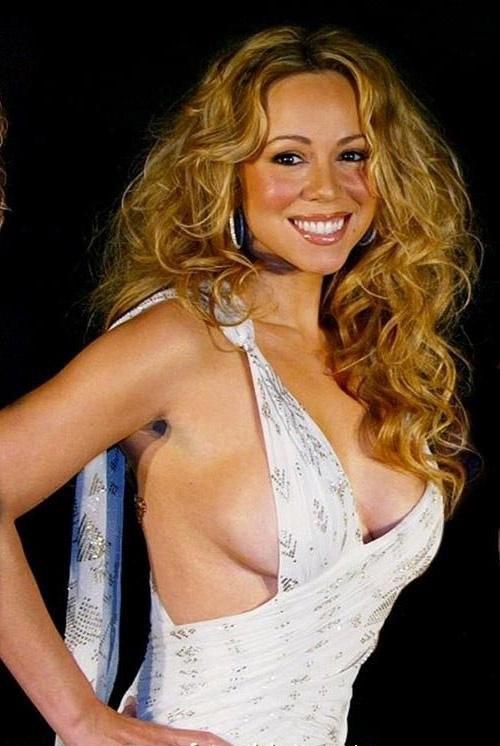 Mariah Carey Nago. Zdjęcie - 19