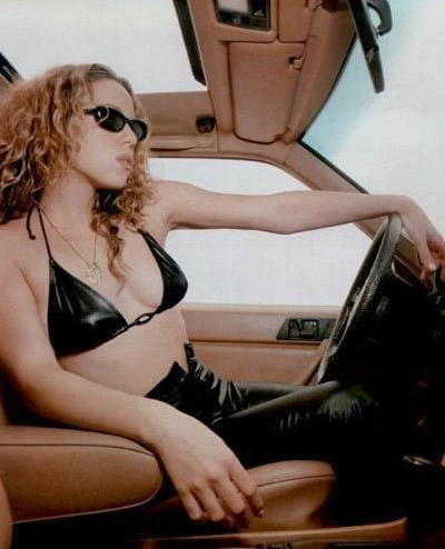 Mariah Carey Nago. Zdjęcie - 2