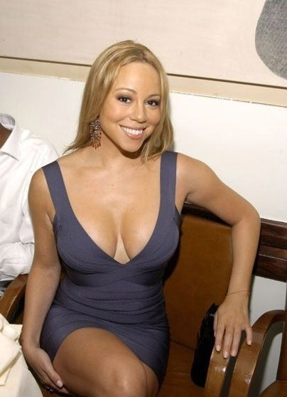 Mariah Carey Nago. Zdjęcie - 22