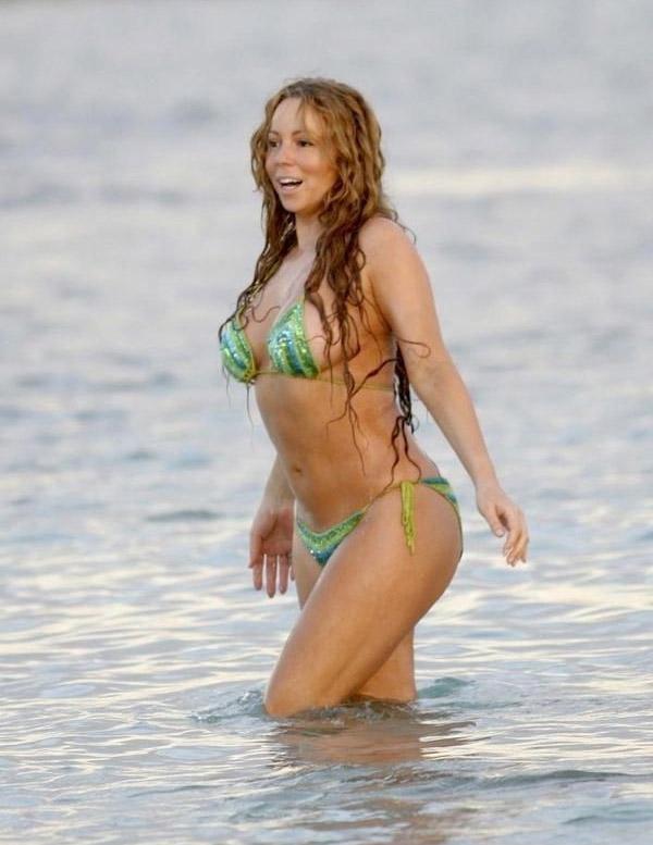 Mariah Carey Nago. Zdjęcie - 31