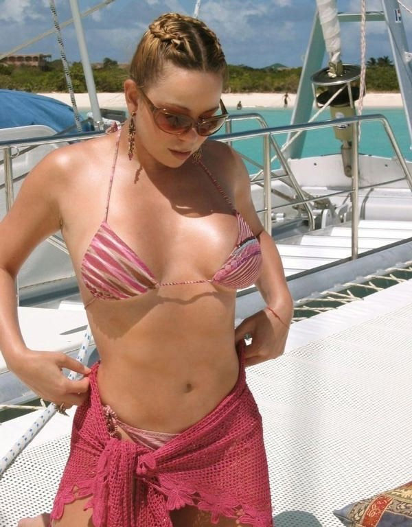 Mariah Carey Nago. Zdjęcie - 38