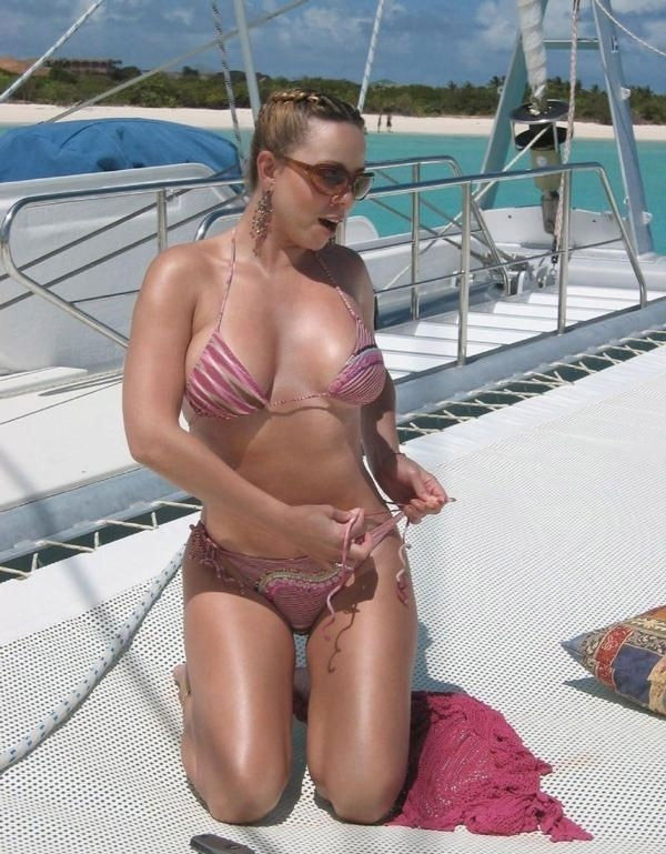 Mariah Carey Nago. Zdjęcie - 47