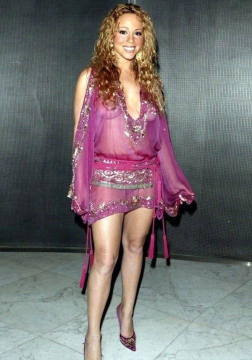 Mariah Carey Nago. Zdjęcie - 6
