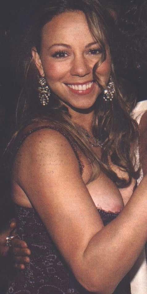 Mariah Carey Nago. Zdjęcie - 9