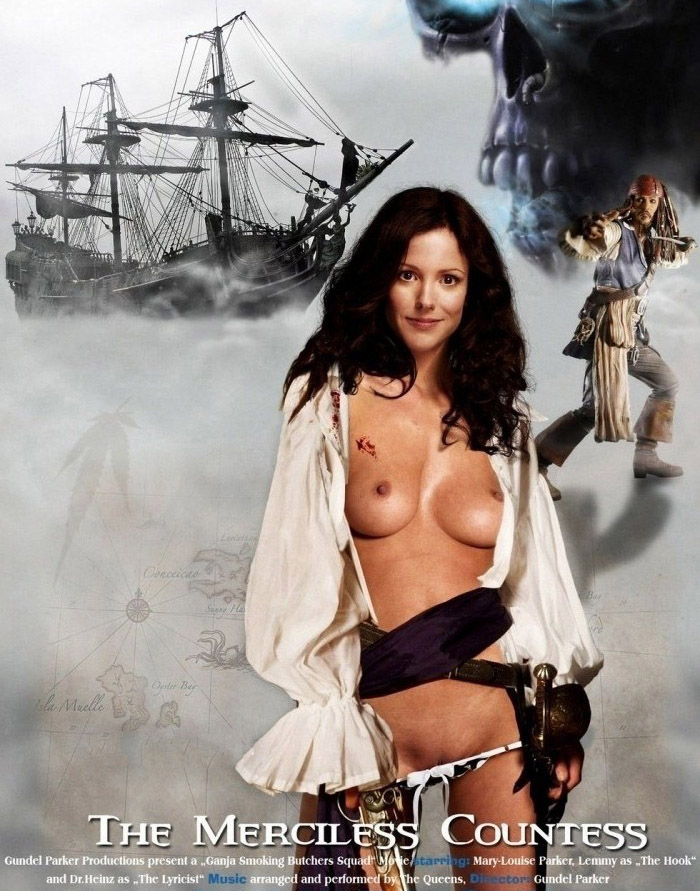 Mary-Louise Parker Nude. Photo - 6
