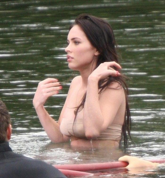 Megan Fox Nago. Zdjęcie - 2