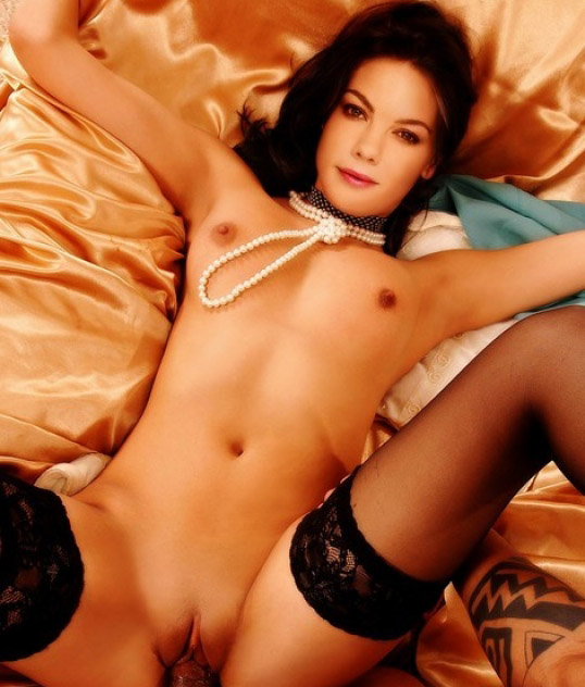 Michelle Monaghan Nago. Zdjęcie - 25