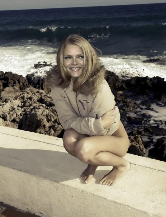 Michelle Pfeiffer Nude. Photo - 163