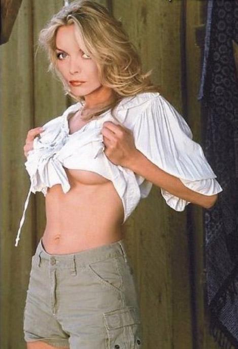 Michelle Pfeiffer Nago. Zdjęcie - 2