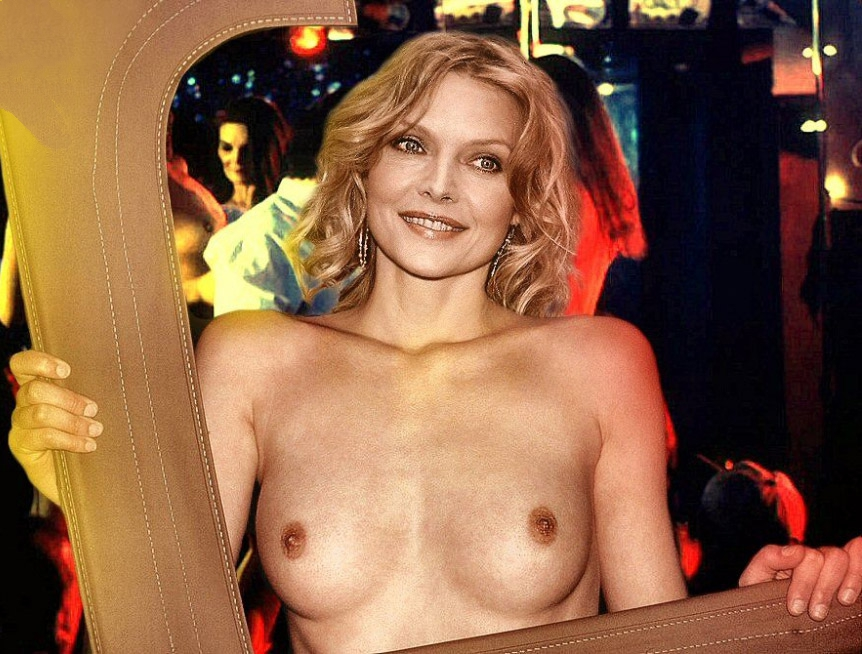 Michelle Pfeiffer Nago. Zdjęcie - 26