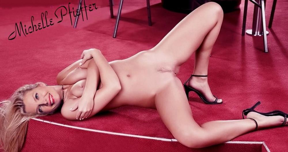 Michelle Pfeiffer Nago. Zdjęcie - 36