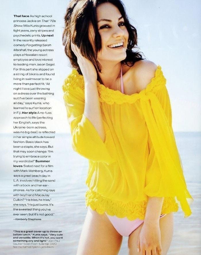 Mila Kunis Nude. Photo - 22