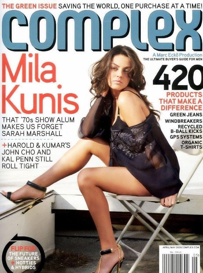 Mila Kunis Nude. Photo - 26