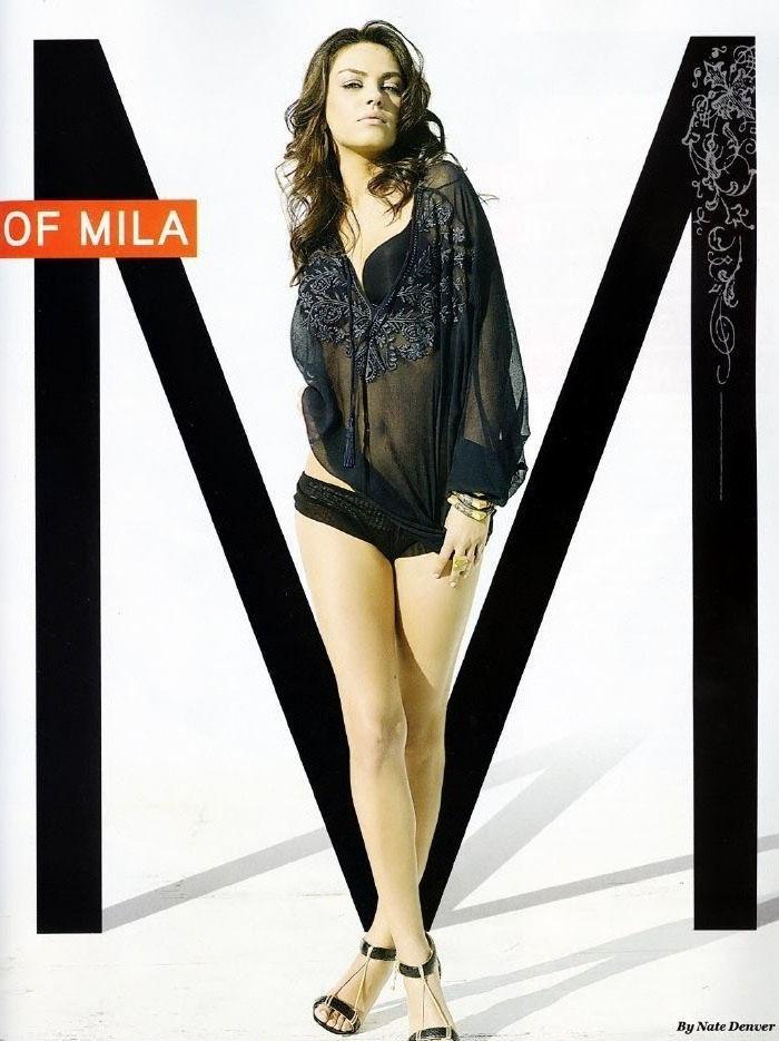 Mila Kunis Nude. Photo - 27
