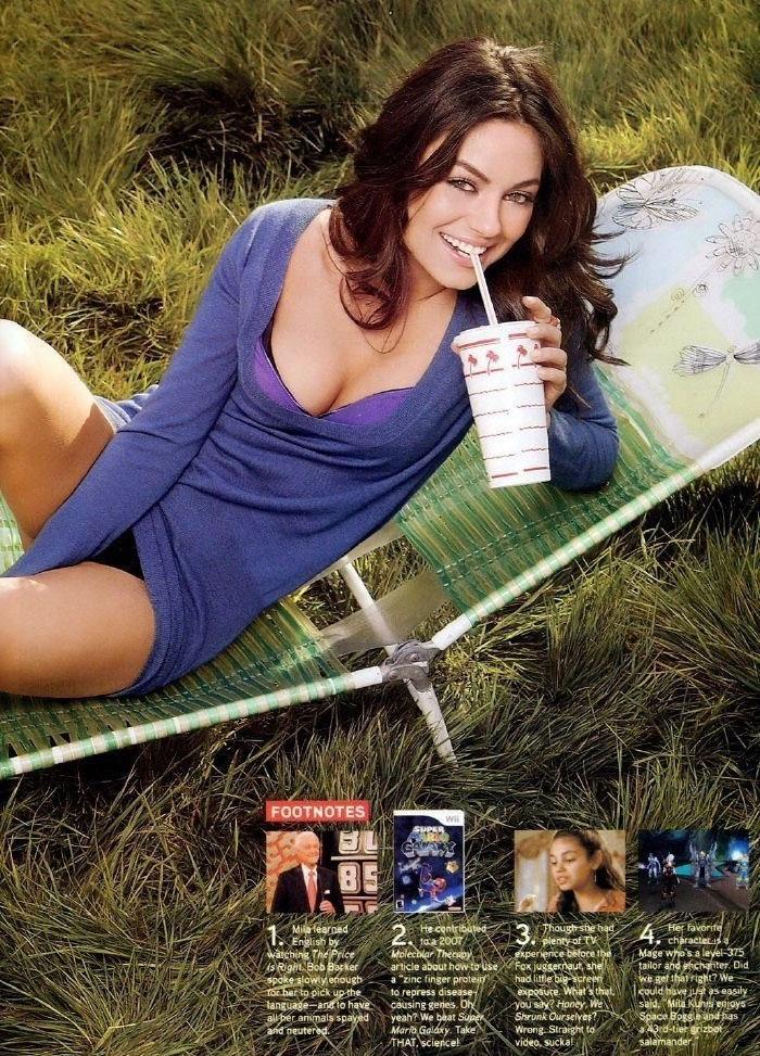 Mila Kunis Nude. Photo - 30