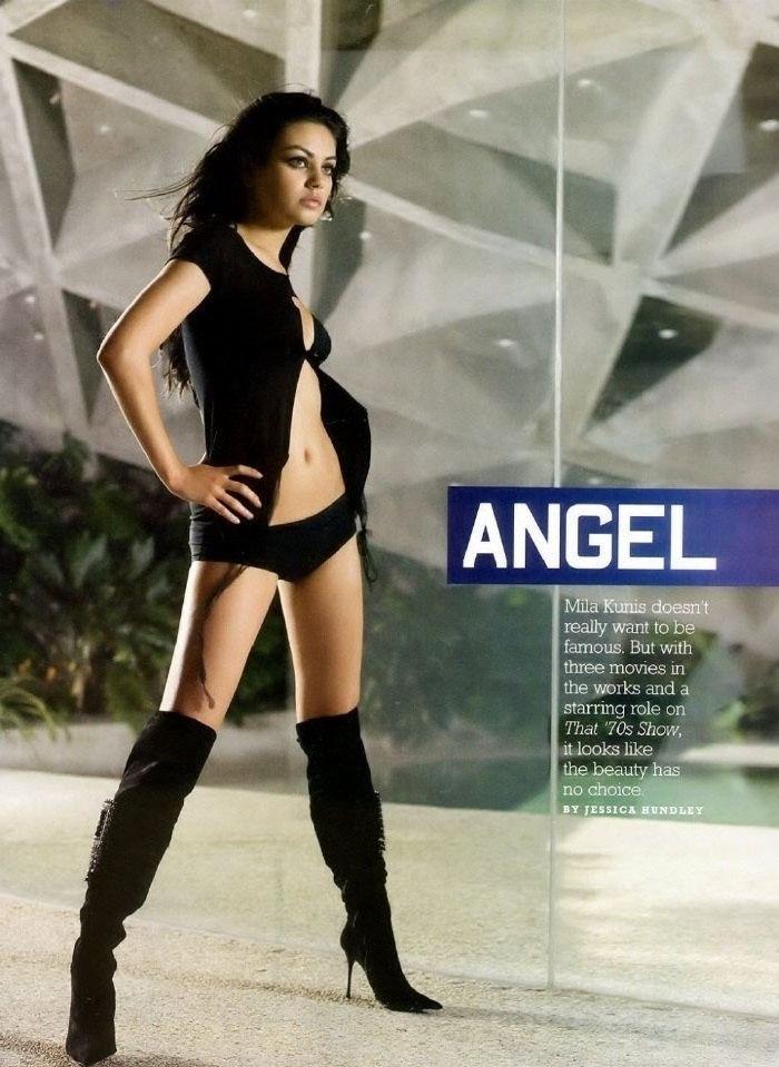 Mila Kunis Nude. Photo - 32