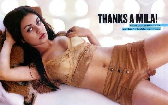 Mila Kunis Nude. Photo - 38
