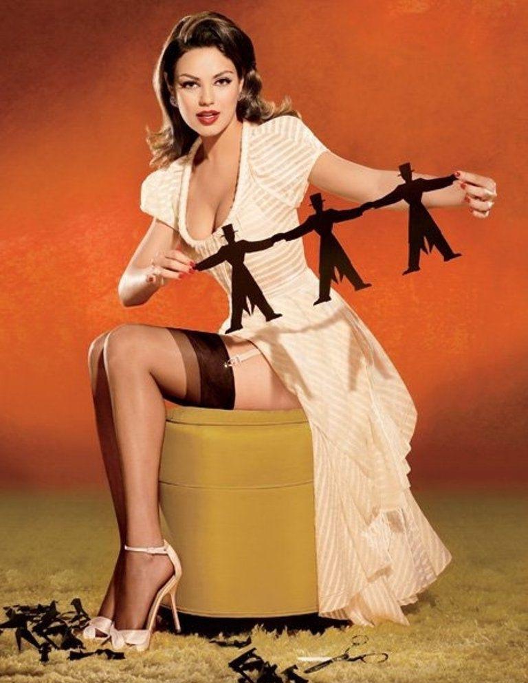 Mila Kunis Nude. Photo - 39