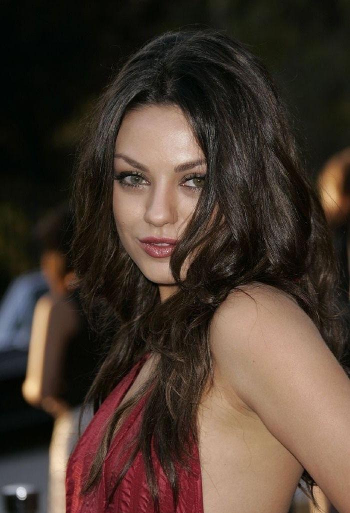 Mila Kunis Nude. Photo - 5