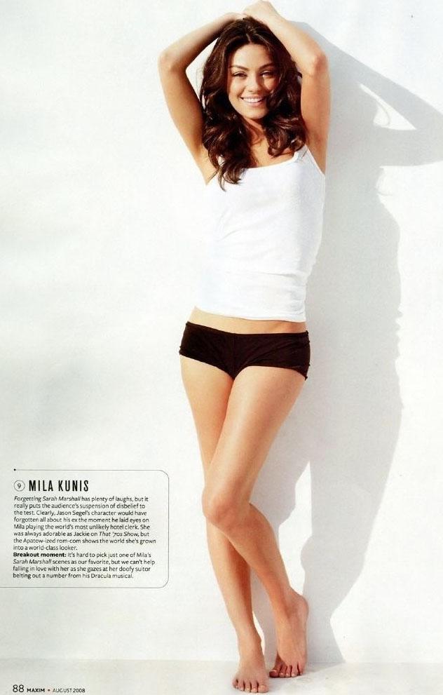 Mila Kunis Nude. Photo - 8