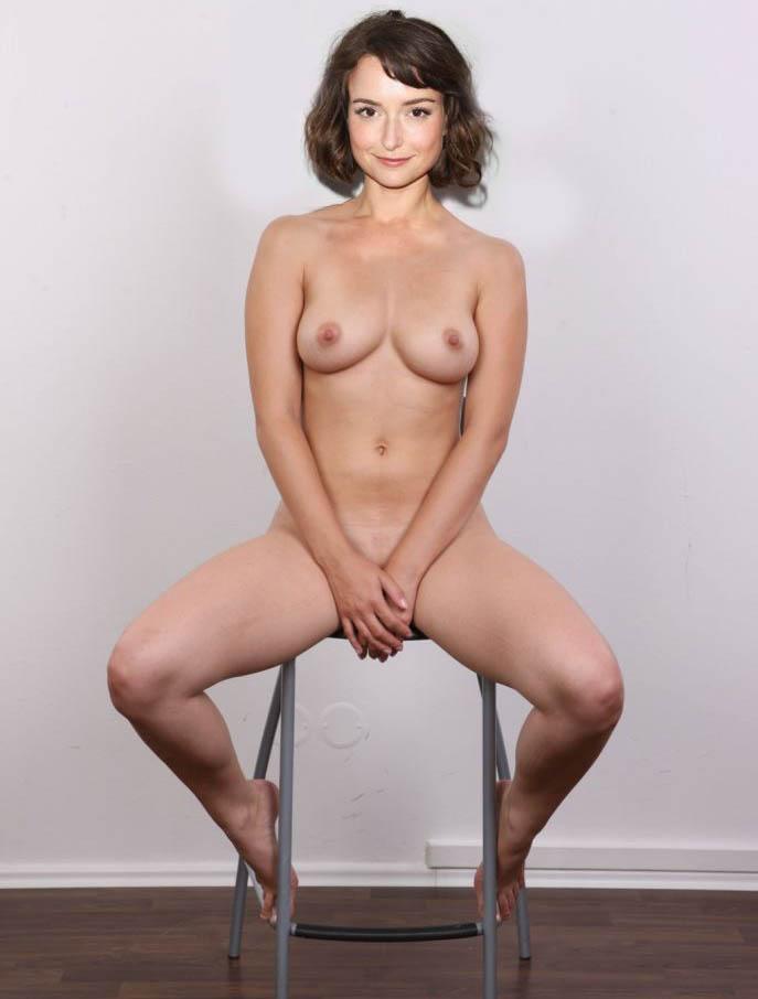 Milana Vayntrub Nude. Photo - 24