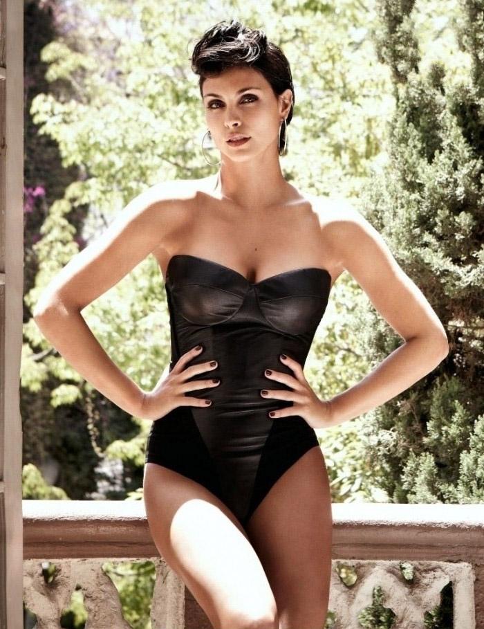Morena Baccarin fühlt sich nackt am wohlsten. Galerie Nr