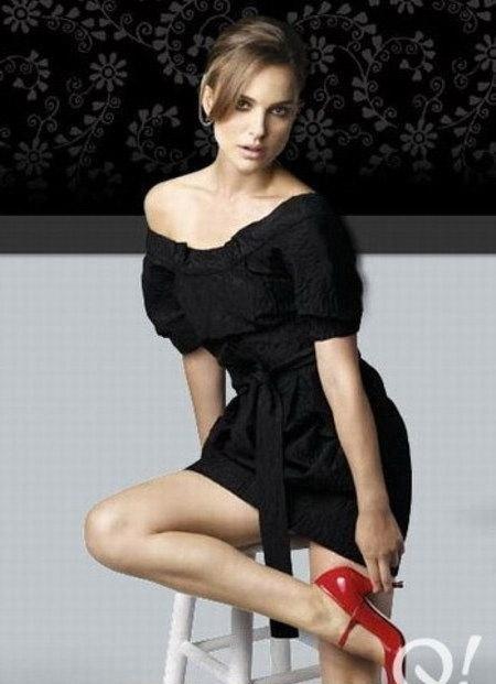 Natalie Portman ist völlig nackt! Galerie Nr. 1