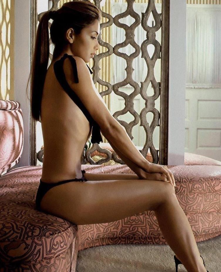 Nicole Scherzinger Nago. Zdjęcie - 5