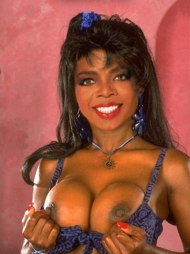 Oprah Winfrey  nackt