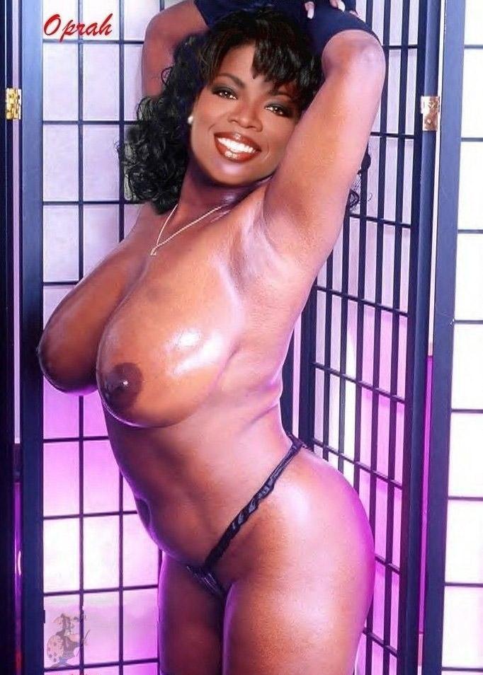 Oprah Winfrey Nude. Photo - 12