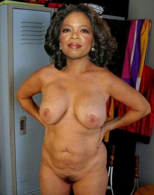 ¡Ay! Oprah Winfrey Sexy Desnuda Fotos