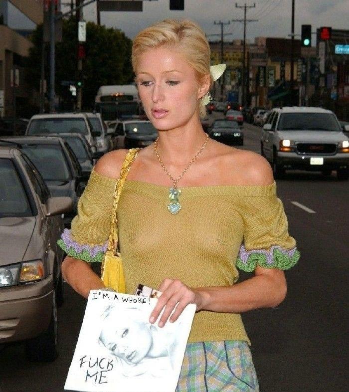 Paris Hilton Nago. Zdjęcie - 58
