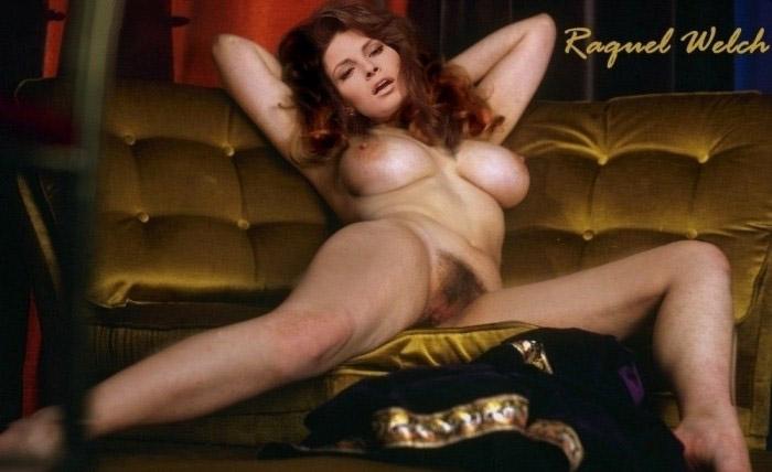 Raquel Welch Nude. Photo - 2
