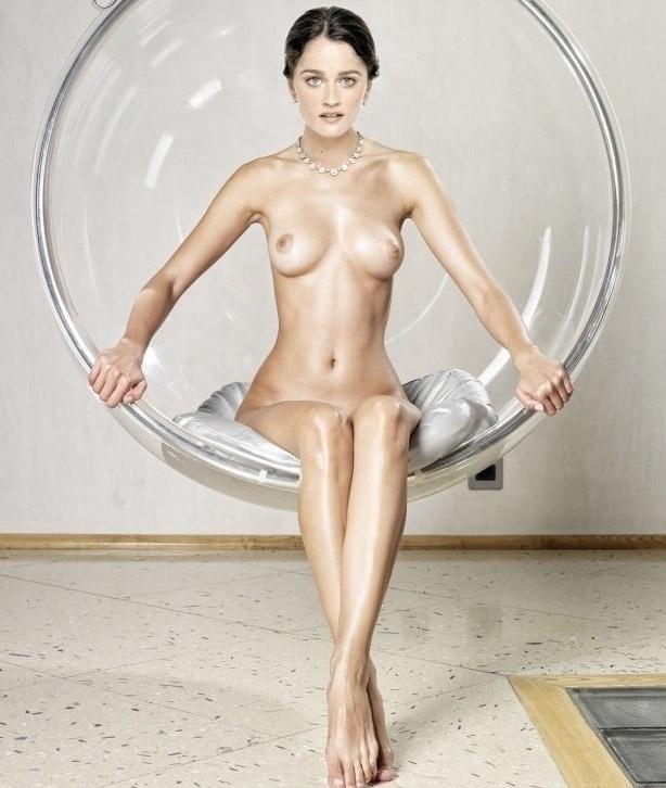 Robin Tunney Nude. Photo - 7